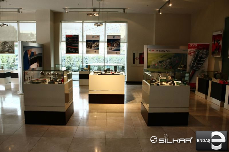 Silkar Endaş Showroom